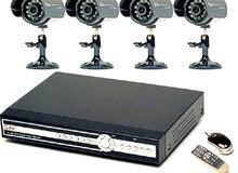 تركيب كاميرات مراقبة وصيانة الأنظمة القديمة