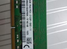 رام لابتوب 4 كيكا DDR4 للبيع