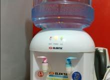 موزع مياه حار وعادى ماركة ELEKTA للبيع