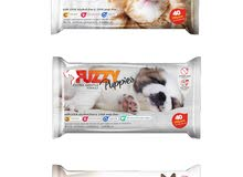 Fuzzy Cleaning Wipes