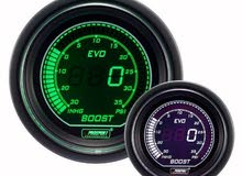 Prosport Evo Series Digital Boost Gauge       عداد بوست ديجيتل لسيارات تيربو