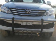 Toyota fortuner a very good condition