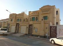 للبيع فيلا دور + 3 شقق شرق الرياض