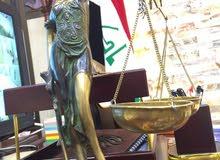 مكتب المحامي محمد  للتوكل ع جميع الدعاوي والقضايا القانونيه