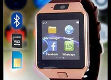 ساعه ذكيه (ساعه جوال) DZ09   smart watch