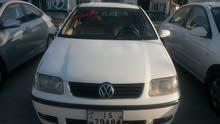 فولكس فاجن بولو 2002 للبيع او البدل