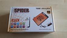 رسيفر spider t888 ultra plus