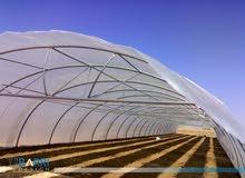 ألواح بولي كربونيت للبيوت المحمية الزراعية ( صوب زراعية )