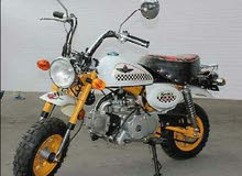Motorcycle type Monkey 125cc) price of 900 dinars