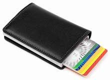 RFIDمحفظه   فاخره للنقود و البطاقات