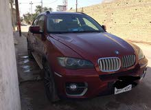 BMW X6 model 2009