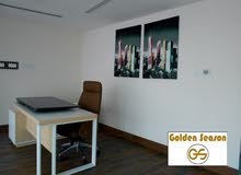 FURNISHED OFFICE FOR RENT IN AL REEM ISLAND - 879sq.ft.