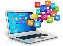عاجل نصمم لكم موقعك سوقك الالكتروني تطبيقك باحتراف