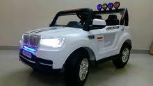 سيارة اطفال ريموت كنترول