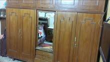 غرفة صاج نجارة تسكام مع كامل ملحقاتها