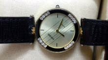 ساعة كنكورد الماني مرصعة للبيع