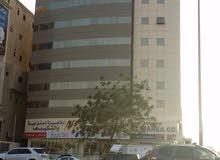 مكتب للايجار 120م فى شارع الأمير سلطان العام