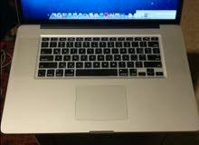 Apple MacPro 17 إنش نضيف جدا