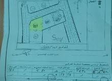 أرض سكنية تجارية 450م ببني وليد