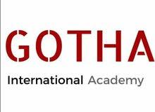 مطلوب مدربين معتمدين لكافة المجالات للعمل لدى اكاديمية غوتا الدولية