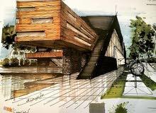 لطلبة مشاريع التخرج ( قسم التصميم الداخلي +قسم العمارة )