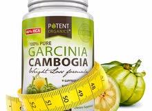 كبسولات Garcinia Cambogia للتنحيف