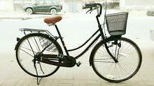 "26"" city vintage cruiser beach bike"