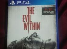 لعبة the evil within