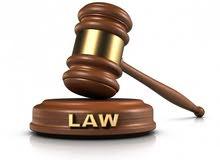 محامي للتوكل في كافة الدعاوى
