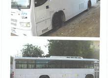 4 باصات اشوك 80 راكب 2012 للبيع