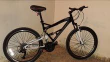 دراجة هوائية مخصصة للجبال