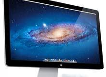 شاشات ابل 27 انش - apple Cinema Display 27Inch
