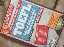 كتاب توفل TOEFL