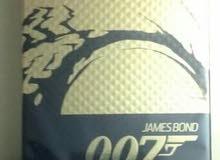 James Bond gold for men