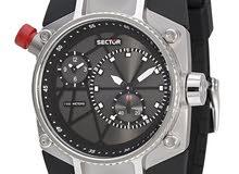 ساعة يد سيكتور اصلية للبيع