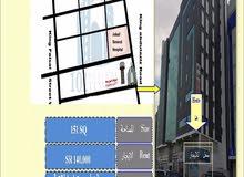 محل تجاري يقع في برج الاعمال 101
