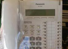 عدة تليفون ديجيتال باناسونيك يابانى KX-T7630