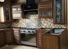 مشغل ومعرض ازادي  يقدم أقوى عروض المطابخ بي إشراف هندسي هدايا مع كل مطبخ وكفاله