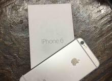 هاتف IPhone 6 /16G.B كسر الزيرو