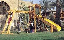 مجمع اطفال خشبي نونا هاوس