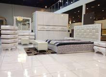 للبيع غرفة نوم جديدة بتصميم راقي