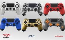 يد PS4 جميع الالوان