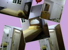 للشباب غرفة فردية بحمام خاص 1600ج باخر عباس م نصر قريبة من انبي للبترول
