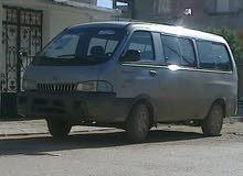حافلة كيا بريجو محرك بوما