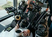 التصوير والمونتاج بمقاييس عالمية بدقة 4K
