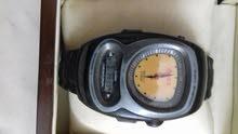 ساعة مزدوجة ماركة coss حجم كبير للبيع او البدل