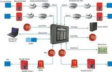 تنفيذ وصيانة انظمة انذار ومكافحة الحريق بأقل الاسعار