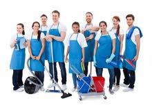 السرعة لخدمات تنظيف المبانى والمساكن0564550171