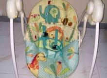 كرسي اطفال جديد وبسعر معقووول