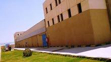 مصنع لانتاج وتعبئة اسطوانات الأكسجين الطبى والصناعى  للبيع أو المشاركه
